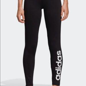 NWOT adidas climalite leggings